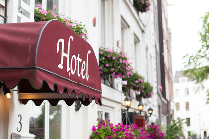 Barrierefreies Hotel dank Treppenlift