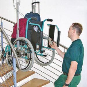 Mobilitas Hänge-Treppenlifte / Decken-Treppenlifte 9